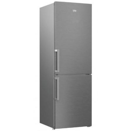 Réfrigérateur Beko De Frost 400L - Inox (RCSE400M21SX)