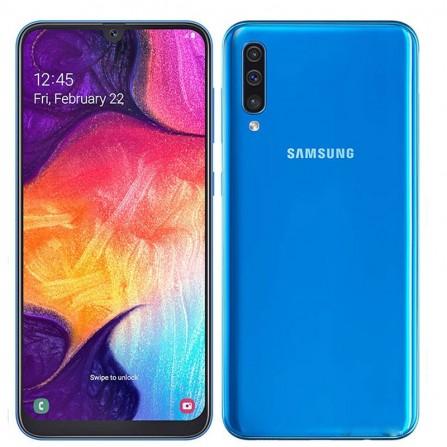 Smartphone SAMSUNG Galaxy A50 Bleu (SM-A505-BLEU)
