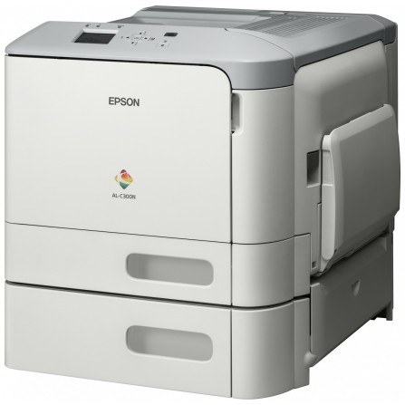 Imprimante Epson WORKFORCE AL-C300TN Laser Couleur+ bac