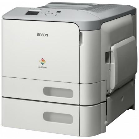 Imprimante Epson WORKFORCE AL-C300TN Laser Couleur+ bac