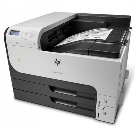 Imprimante Laser noir et blanc HP LaserJet M712DN A3
