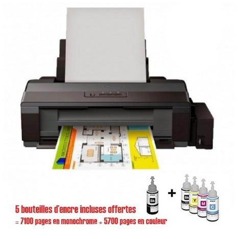 Imprimante à réservoir intégré Epson ITS A3+ L1300