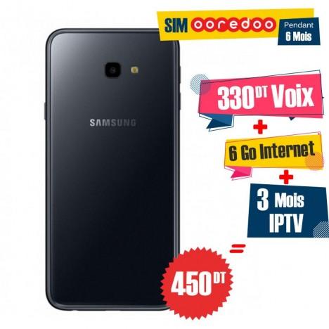 Prix Samsung J6 Sm J610fd Bk Tunisie Technopro