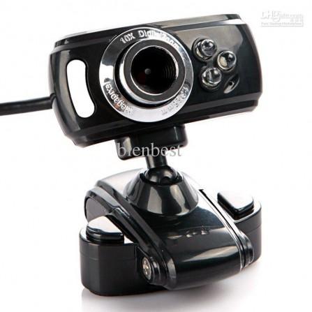 Webcam RainBow (RB-417)
