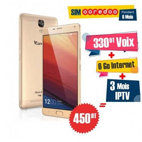 Téléphone Portable Condor Allure A100 Lite / Double SIM / 4G