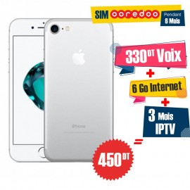 Apple iPhone 7 / 32 Go / Silver