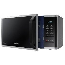 Micro Onde Solo SAMSUNG 800 Watt -23L-Silver (MS23K3513AS)