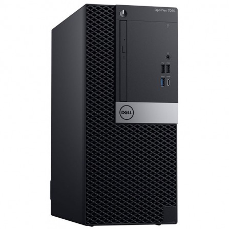 Pc de Bureau DELL OPTIPLEX 7060 MT / i7 8é Gén / 4Go / 1To