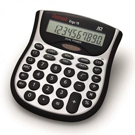 Calculatrice Rebell ERGO10