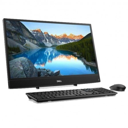 PC de Bureau All In One DELL Inspiron 3477 i5 7è Gén - 8Go - 1To Noir