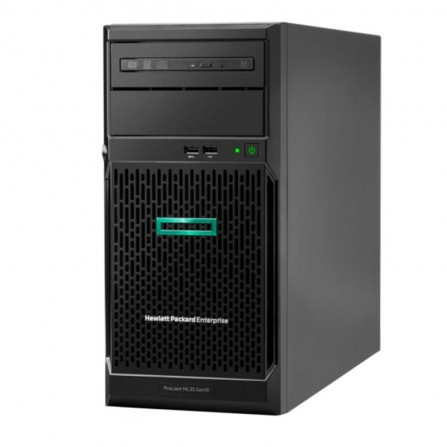 Serveur HP ProLiant ML30 Gen10 4U XEON E-2124 8Go 2To