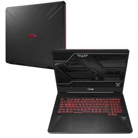 Pc Portable ASUS TUF Gaming TUF505GE i7 8é Gén 16Go 1To - Noir