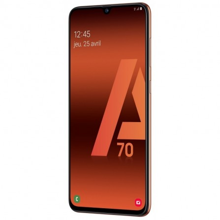 Smartphone SAMSUNG Galaxy A70 CORAIL