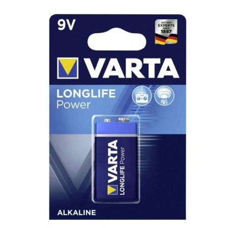 Varta pile longlife power 9 VOLT BP1