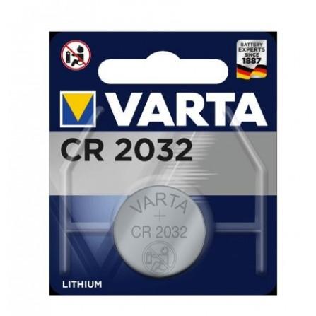 VARTA PILE ÉLECTRONIQUE BOUTON LITHIUM 3V CR2032