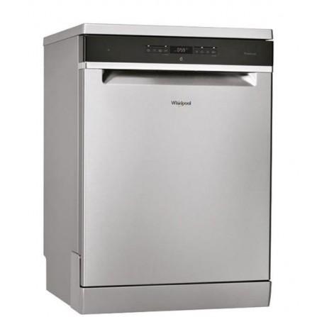 Lave Vaisselle WHIRLPOOL 6éme sens 14 couverts Inox (WFO3T2236PX)