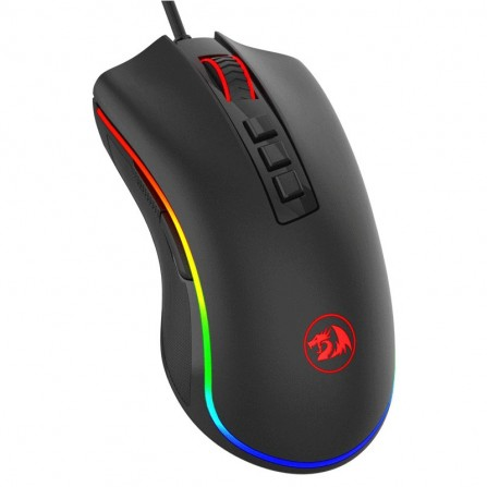 Souris Gamer Redragon M711 COBRA Gaming avec 16.8 Million RGB