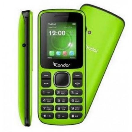 Téléphone Portable Condor F1-MINI / Double SIM / Vert