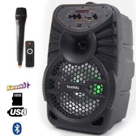 Mini Haut-Parleur Mobile Bluetooth Traxdata TRX-018