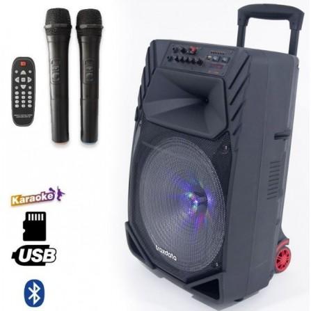 Haut-parleur mobile Bluetooth avec batterie traxdata trx-019