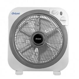 Ventilateur infinity Orient 3 vitesses - Blanc (OV-1230)