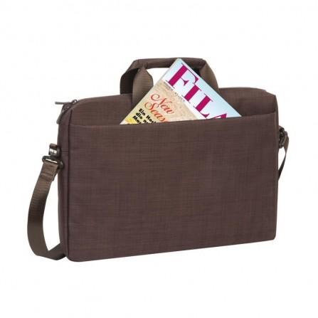 "Sacoche RIVACASE Pour Pc Portable 15.6"" Brown (8335)"