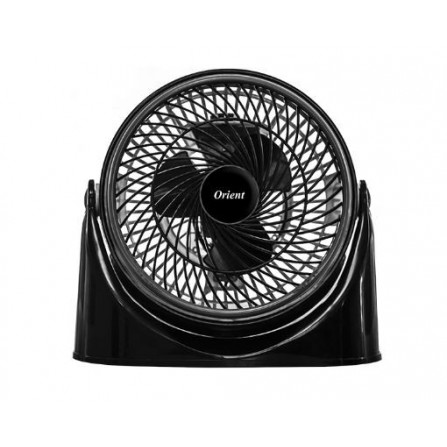 Ventilateur sport Orient 3 vitesses - Noir (OV-1007)