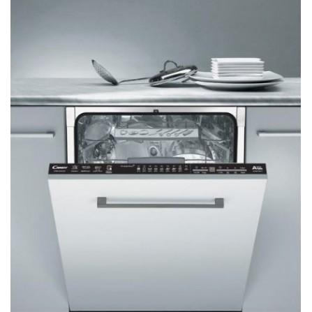 CANDY Lave Vaisselle 13 Couverts totalement encastrable