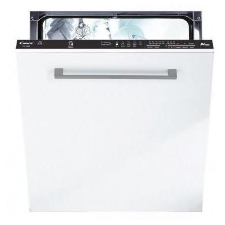 Lave Vaisselle CANDY encastrable 13 Couverts Blanc (CDI 1LS38S-80 T)