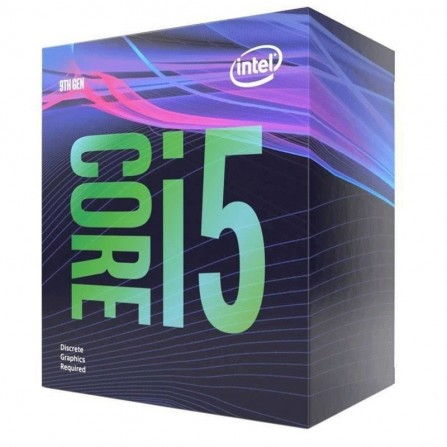 Processeur Intel Core i5-9400F (2.9 GHz / 4.1 GHz)