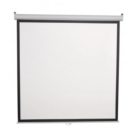 Ecran de projection Sbox 180 X 180 cm - Blanc (PSM-100)