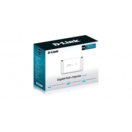 Switch D-Link 8 ports Gigabit 10/100/1000Base-T