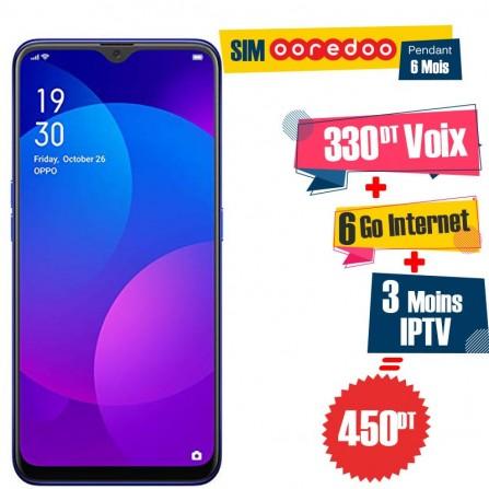 Smartphone OPPO F11 - Purple