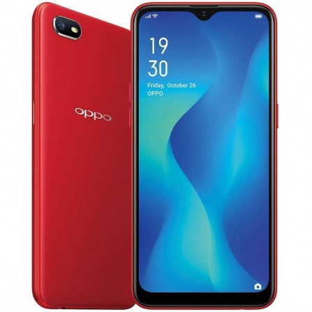 Smartphone OPPO A1K - Rouge