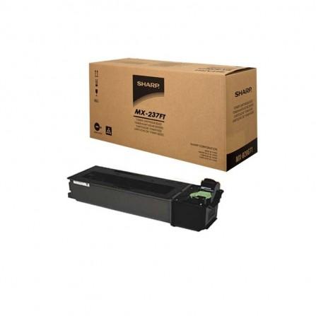 Toner Laser adaptable SHARP - Noir (MX-237FT)