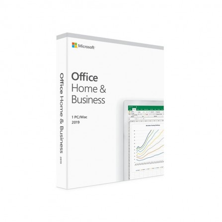 Microsoft Office Home & Business 2019 Français Africa Only M (T5D-03243)