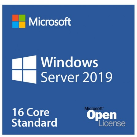 Microsoft Windows Server Standard 2019 (9EM-00652)