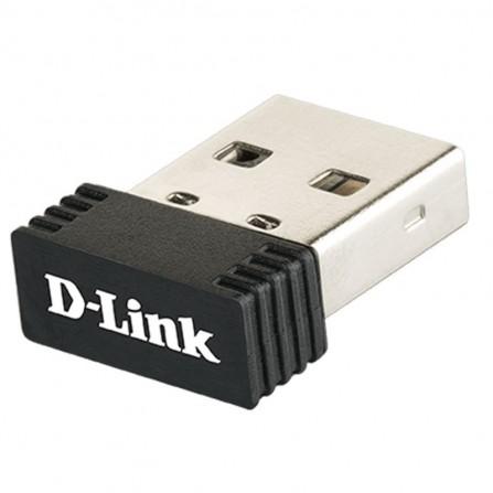 Mini Adaptateur Sans Fil D-LINK DWA-121 Wifi 150 Mbps (DWA-121EU)