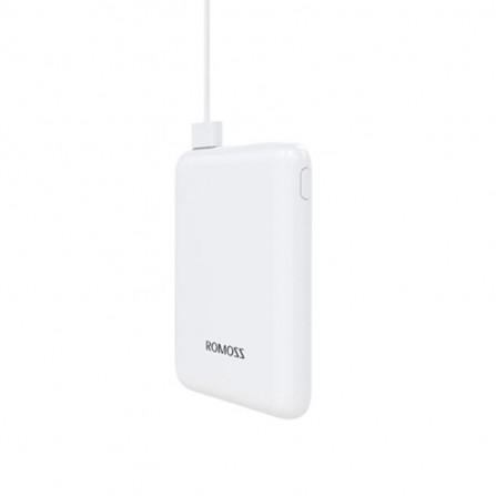 PowerBank ROMOSS Pure 05 5000mAh - Blanc (PURE05)