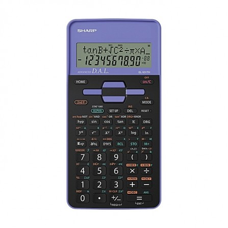 Calculatrice Scientifique EL-531WH