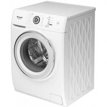 Machine À Laver BRANDT - Automatique - 6Kg - Blanc (BAL62WS)