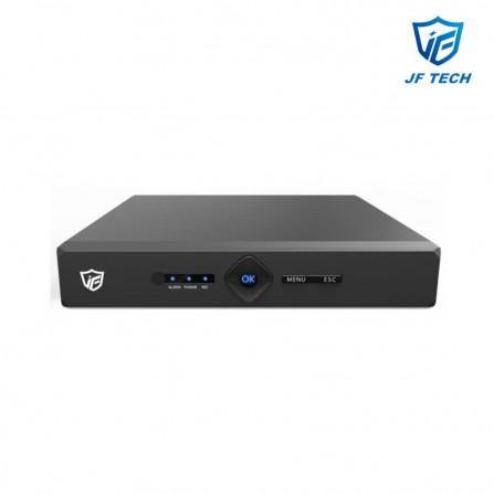 Enregistreur DVR JF TECH 4CH Fribrid 4M 1HDD ADVR (JF-ADVR-T8404)