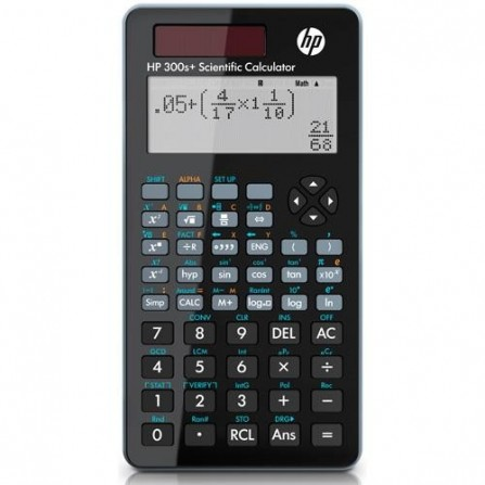 Calculatrice scientifique HP 300S+ (NW277AAB1S)