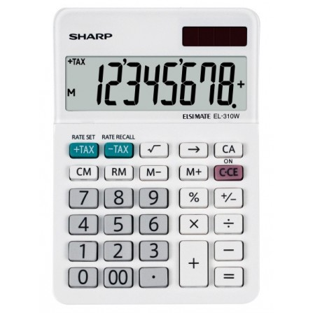 Calculatrice Sharp EL-310W (EL-310W)