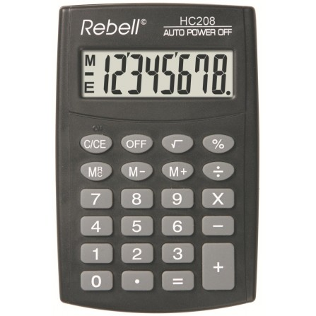 Calculatrice Rebell ERGO10