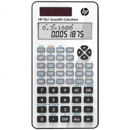 Calculatrice scientifique HP 10S+ (NW276AAB1S)