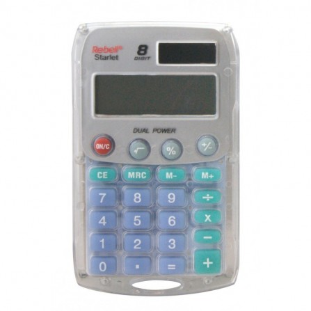 REBELL Calculatrice scientifique - SC2030 (RE-SC2030)