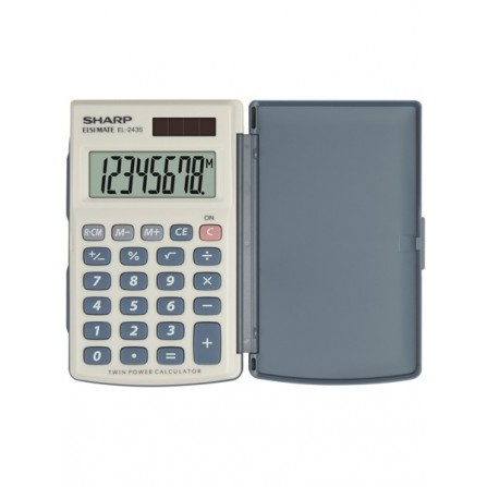 Calculatrice Sharp EL-243S (EL-243S)