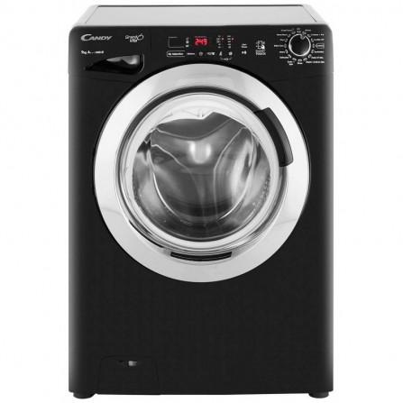 Machine a laver automatique CANDY 9Kg - Noir (GVS169DC3B-80)