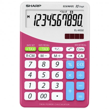 Calculatrice Sharp EL-M332BBL